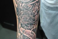 The Gallery For Half Sleeve Tattoos Timeless Tattoos And pertaining to measurements 729 X 1096