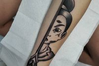 These 20 Disney Princess Tattoos Are The Fairest Of Them All for sizing 1080 X 1080