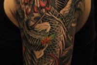 This Is One Of The Coolest Phoenix Tattoos Ive Seen Tattoo for dimensions 2022 X 3798