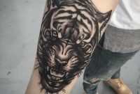 Tiger Face Tattoo Best Tattoo Ideas Gallery with regard to dimensions 1080 X 1080