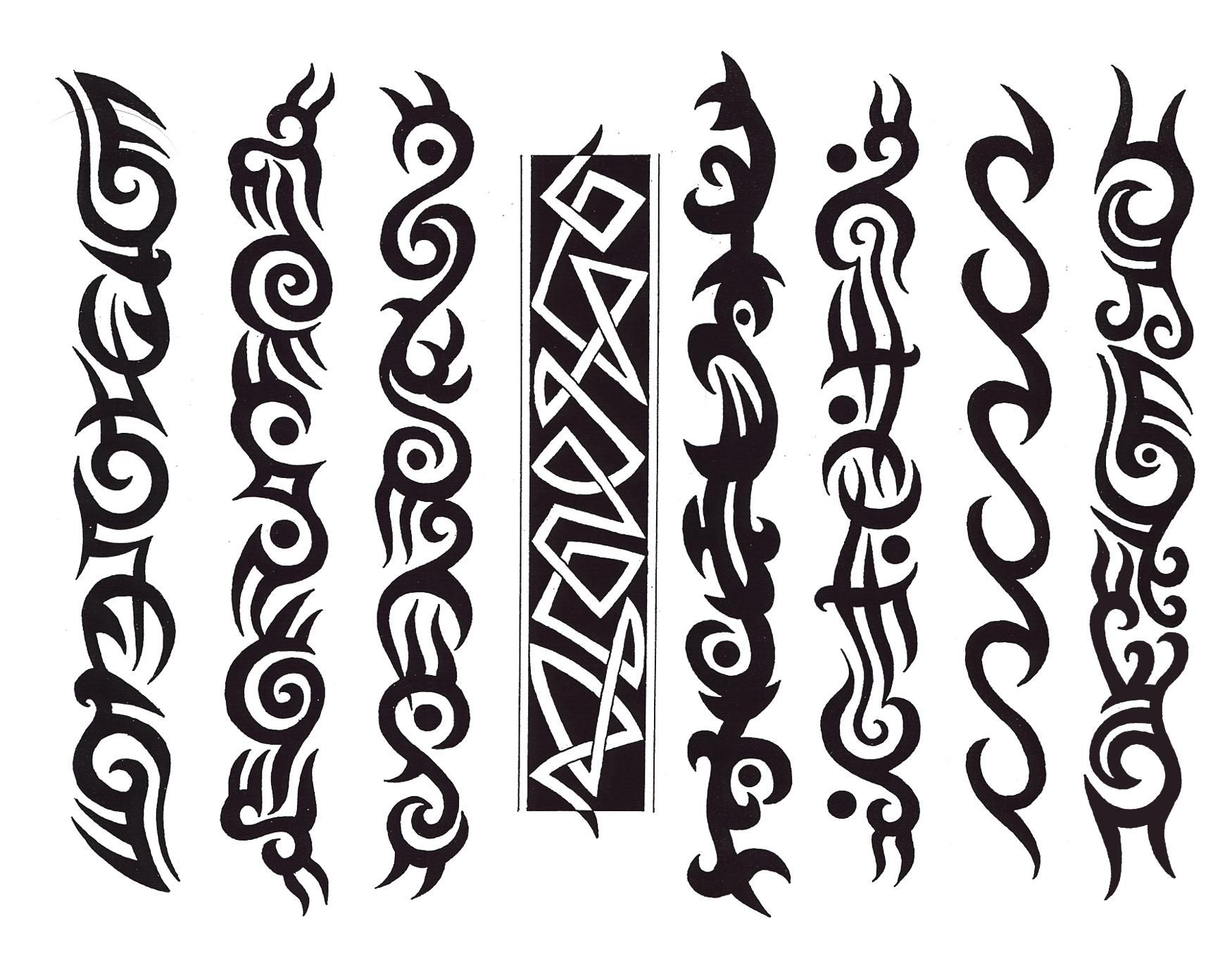 Tribal Tribal Tattoo Designs Latest Tattoo Designs Ideas for sizing 1750 X 1375