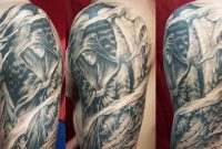 Upper Arm Tattoo Ideas And Upper Arm Tattoo Designs intended for dimensions 1600 X 922