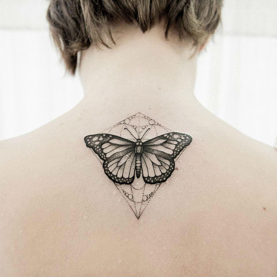 175 Exotic Butterfly Tattoo Ideas You Must Try intended for dimensions 960 X 960