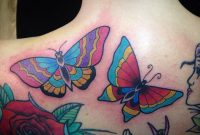 28 Awesome Butterfly Tattoos With Flowers That Nobody Will Tell You within measurements 1080 X 1080
