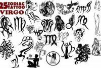 35 Best Virgo Tattoo Designs for dimensions 1200 X 789
