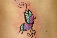 50 Amazing Butterfly Tattoo Designs Tattooslets Get Inked for size 800 X 1085