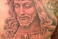 52 Best Jesus Tattoos Design And Ideas inside measurements 980 X 1280