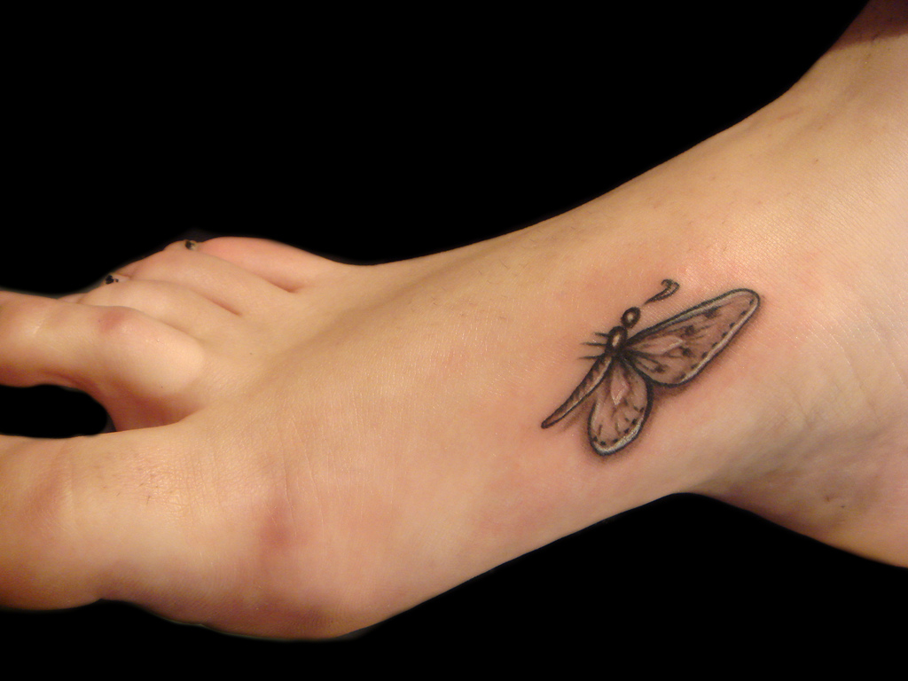 70 Cute Butterfly Tattoos Collection pertaining to size 1024 X 768