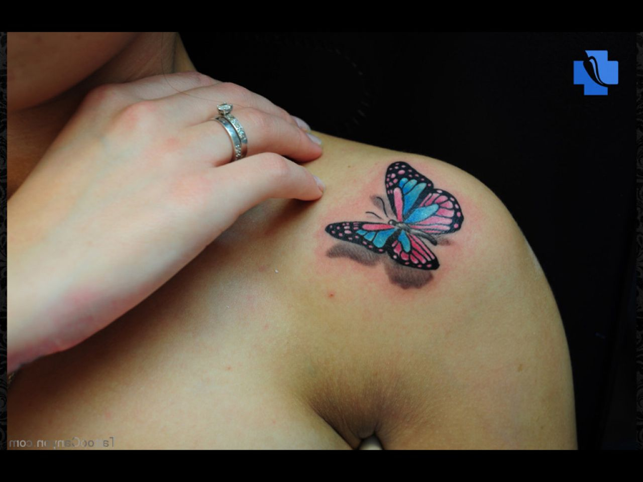 85 3d Butterfly Tattoos within size 1280 X 960