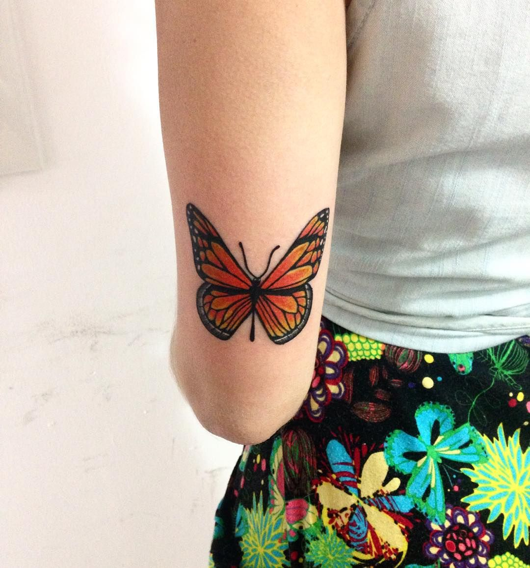 9 Important Life Lessons Butterfly Tattoos Meanings Taught Us throughout size 1080 X 1156