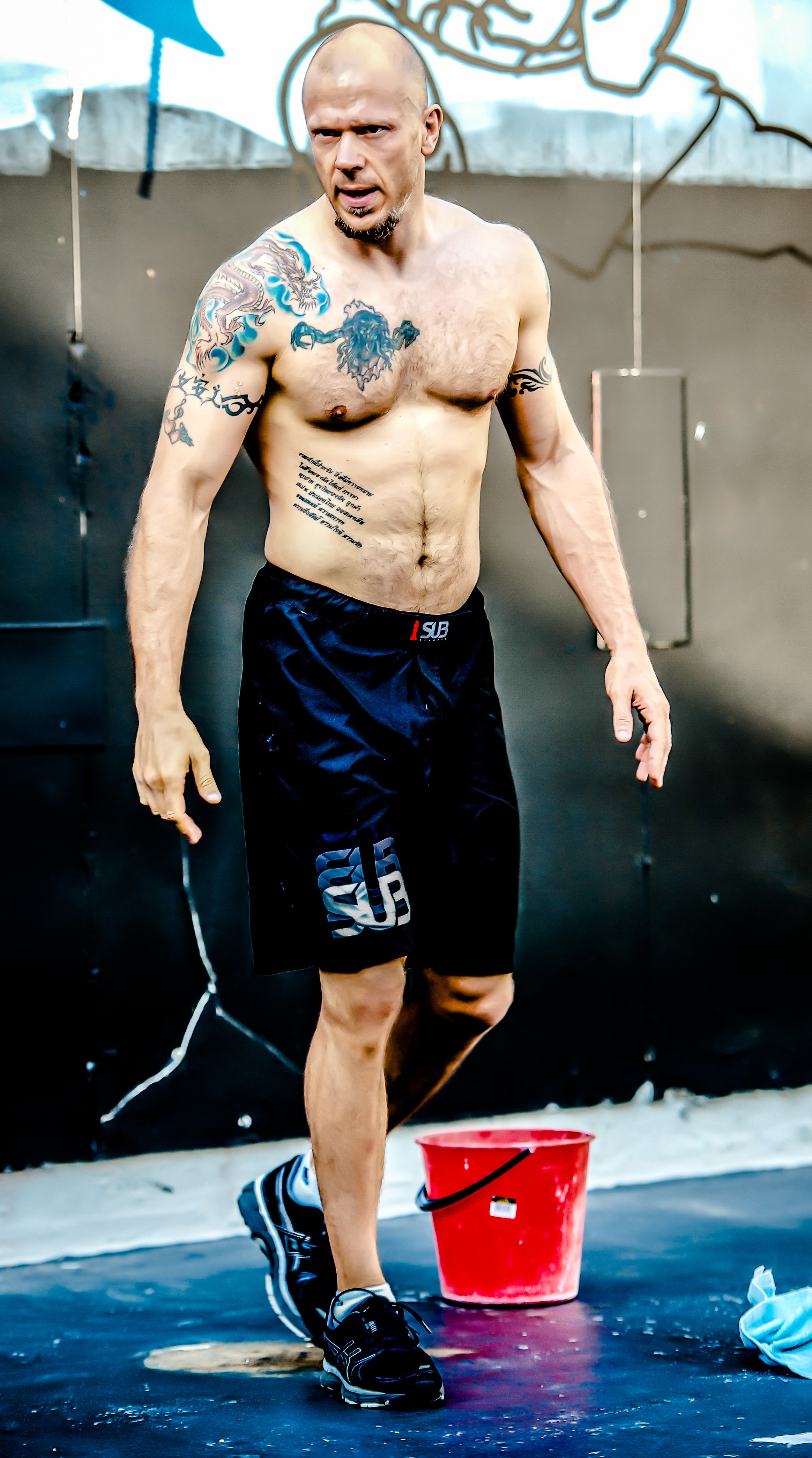 Aj Mccarron Chest Tattoo 94 Images In Collection Page 2 regarding sizing 2327 X 4176