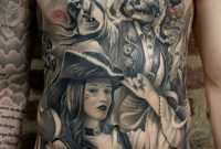 Amazing Tattoo Designs Tattoos Full Chest Tattoos throughout dimensions 1366 X 2048