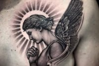 Angel Chest Tattoo Fresh Tattoos Angel Tattoo Designs Angel regarding proportions 960 X 960