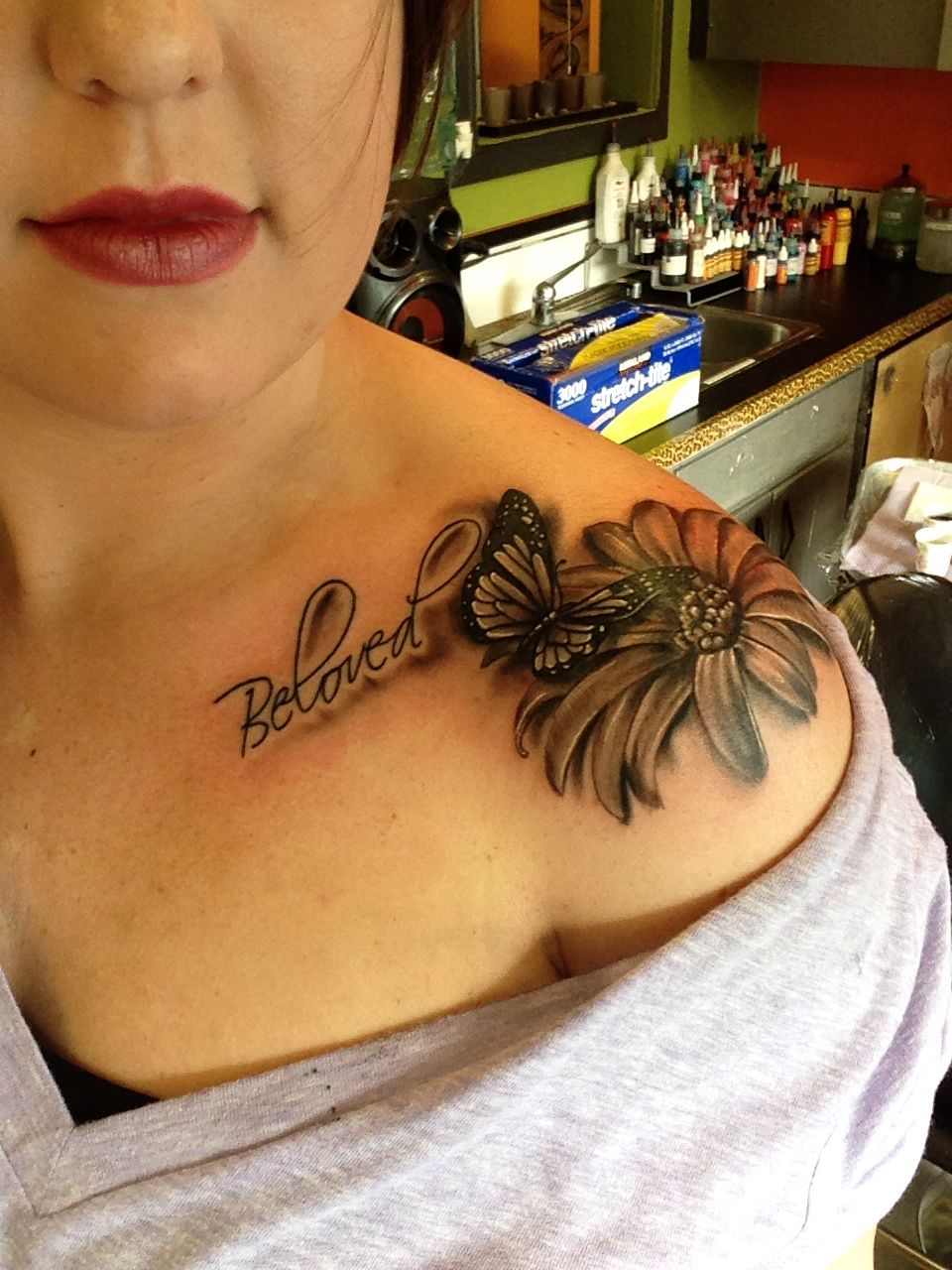 Belovedbutterflydaisy Tattoo Make Your Mark Daisy Tattoo with sizing 960 X 1280
