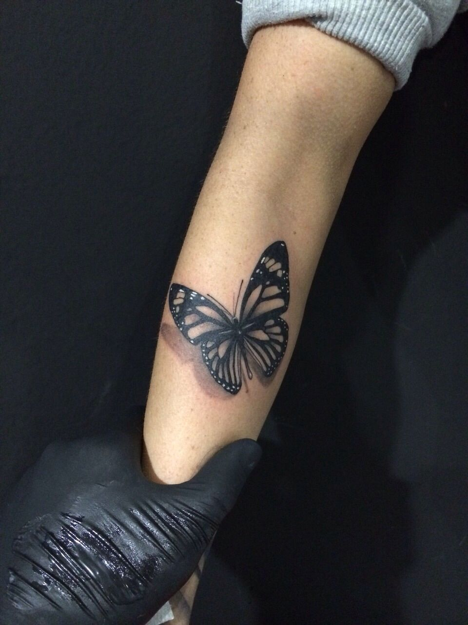 Butterfly Forearm Tattoo Tattoo Butterfly Wrist Tattoo Tattoos inside dimensions 960 X 1280