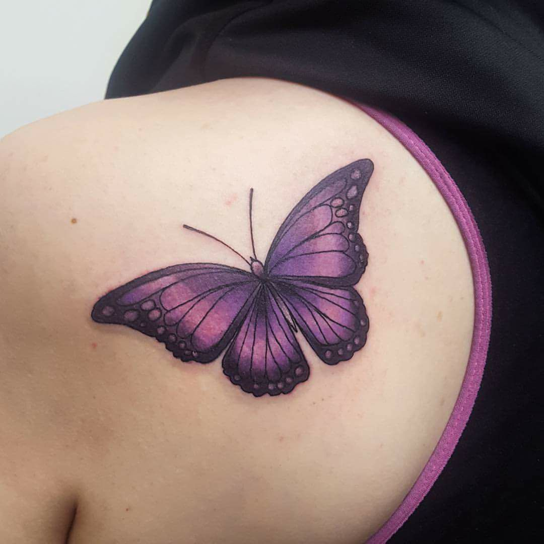 Butterfly Tattoos Dublin The Ink Factory Dublin 2 with regard to size 1080 X 1080