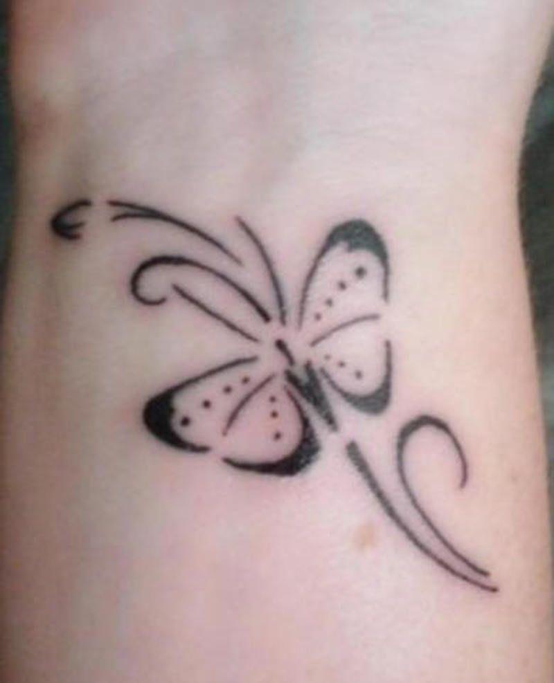 Small Butterfly Wrist Tattoo Designs Arm Tattoo Sites