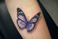 Chronic Ink Tattoo Toronto Tattoo Realistic Butterfly Tattoo Done with proportions 960 X 960