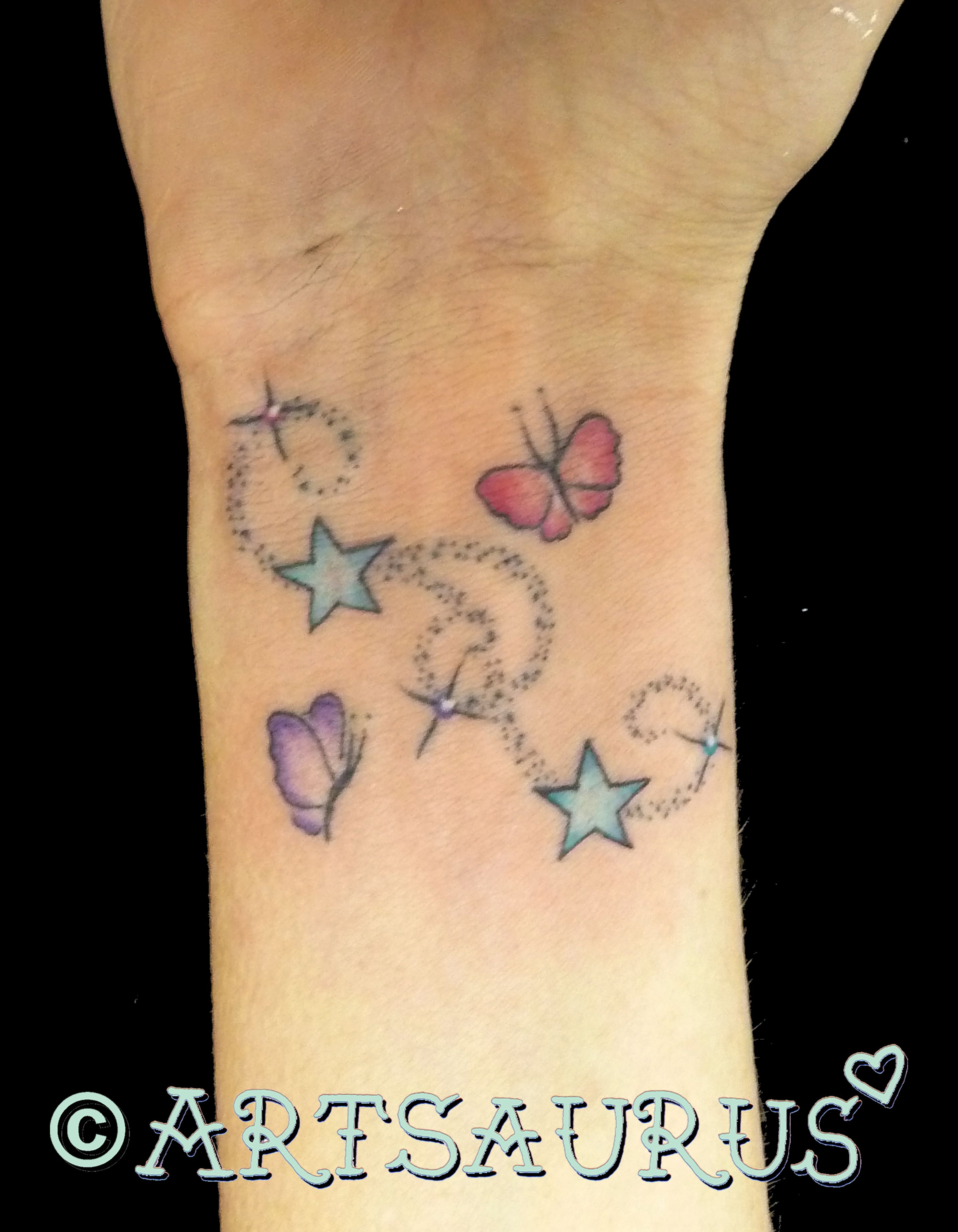 Cutebutterflytattoosonwrist Tags Butterfly Foot Girly pertaining to dimensions 2970 X 3820
