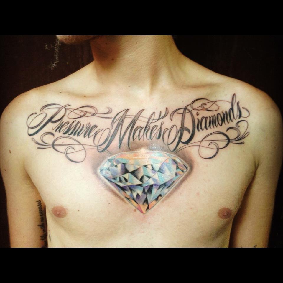 Diamond Tattoo Meaning Best Tattoo Ideas Gallery regarding dimensions 960 X 960