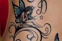 Fairy And Butterflies Tattoos Tattoos Pixie Tattoo Fairy with sizing 811 X 1334