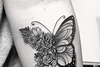 Flower Butterfly Tattoo Tatoos Tattoos Flower Tattoos pertaining to size 750 X 1334