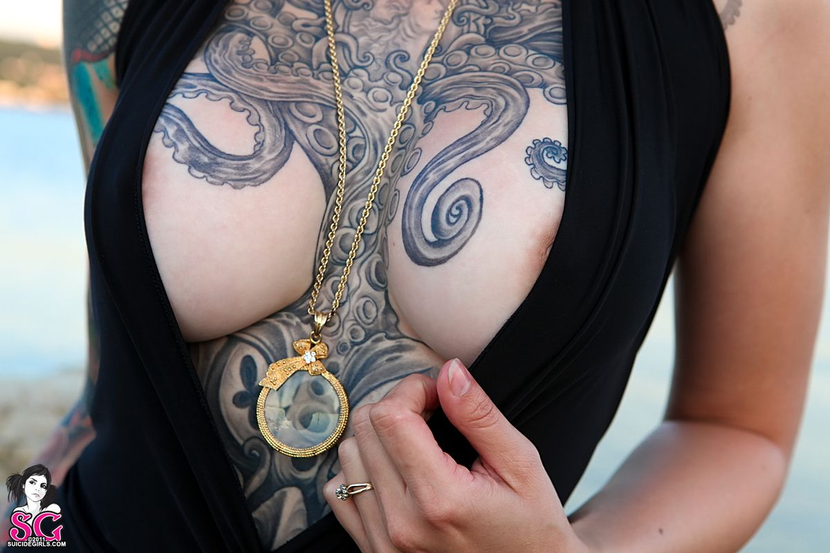 Gorgeous Octopus Tattoo The Placement Is Fantastic for proportions 1200 X 800