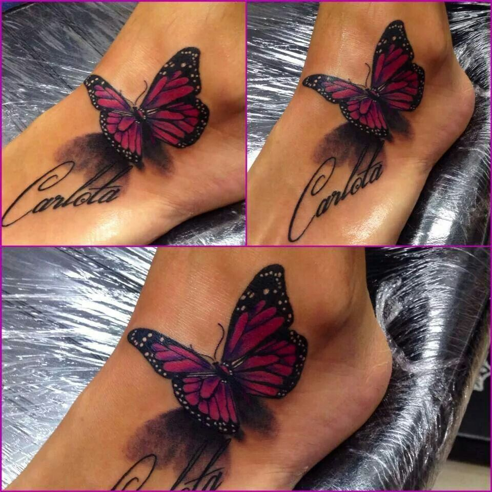 Love This 3d Effect But Colourful Butterfly And Wings More Flowing within dimensions 960 X 960