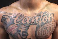Mississippi Theme Chest Tattoo Mississippi Tattoo Tattoos in sizing 3024 X 4032
