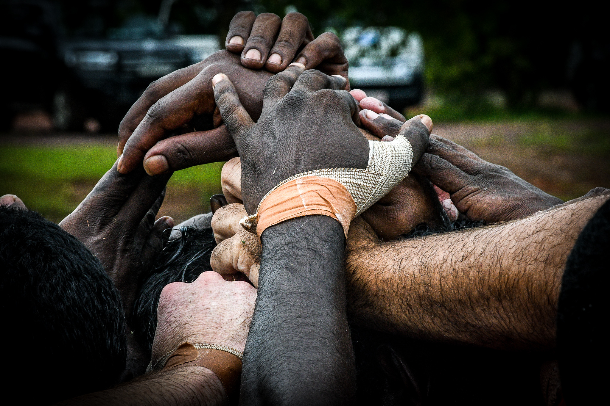 More Than A Game In The Tiwi Islands Footy Helps Heal A Hurting with dimensions 2048 X 1365