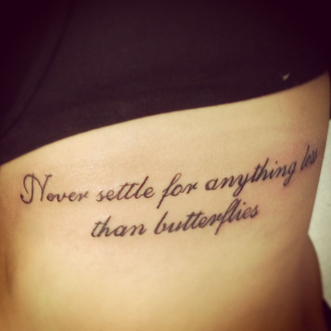 Never Settle For Anything Less Than Butterflies Cool Ideas in size 1081 X 1081