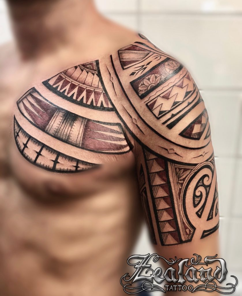 Polynesian Tattoo Gallery pertaining to proportions 839 X 1024