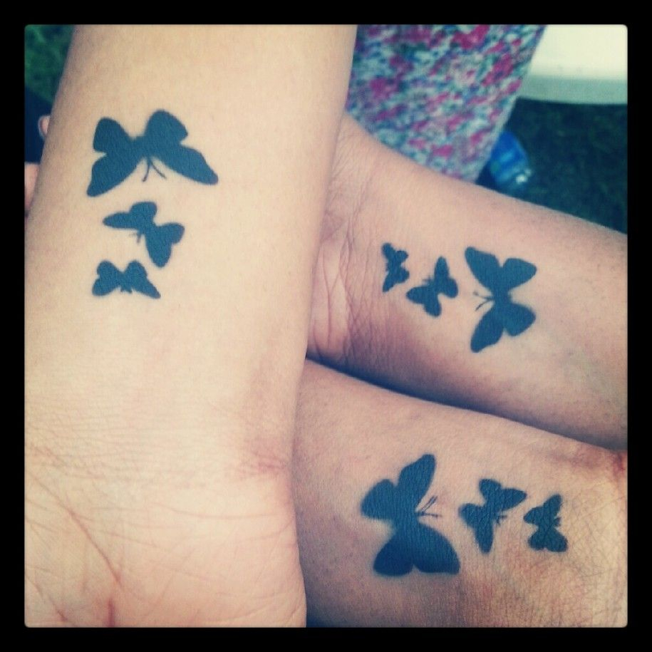 Tattoo For Bestfriend Beautiful Butterfly Tattoos For Your Best regarding sizing 915 X 915
