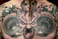 The 100 Best Chest Tattoos For Men Improb pertaining to size 1200 X 972
