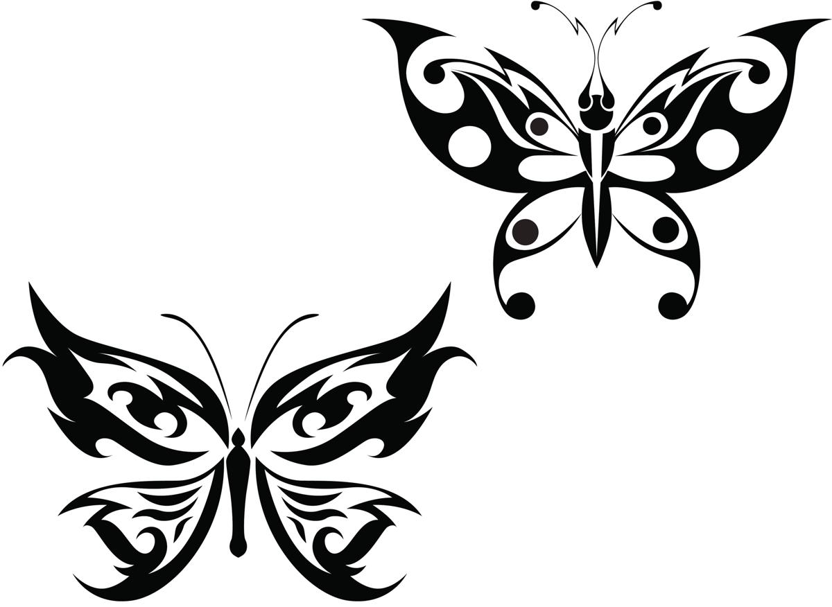 These Butterfly Tattoo Meanings Will Tempt You To Get One within sizing 1200 X 876