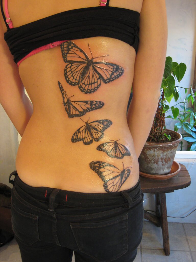 Wings Tattoo Meanings Custom Tattoo Design within measurements 768 X 1024